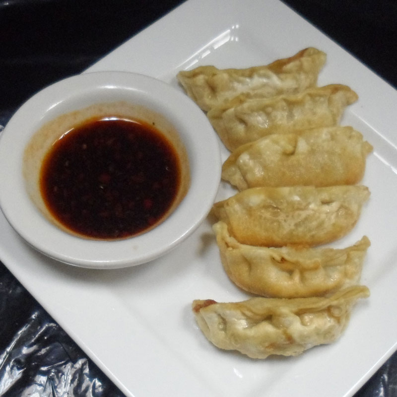 Pot-Stickers