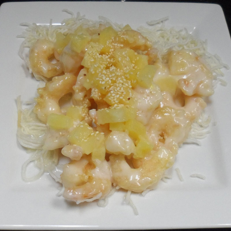 Honey-Pineapple-Shrimp