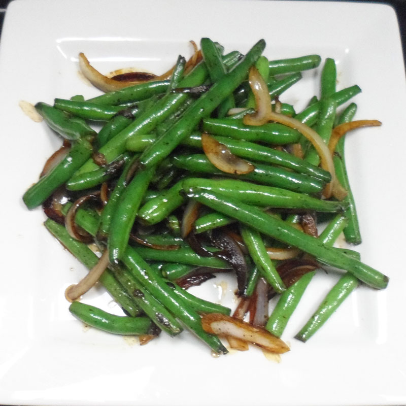 Dry-Fried-String-Beans