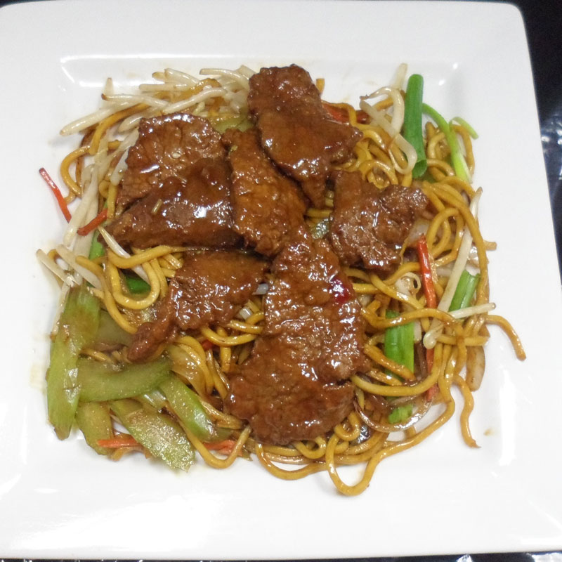 Beef-Lo-Mein
