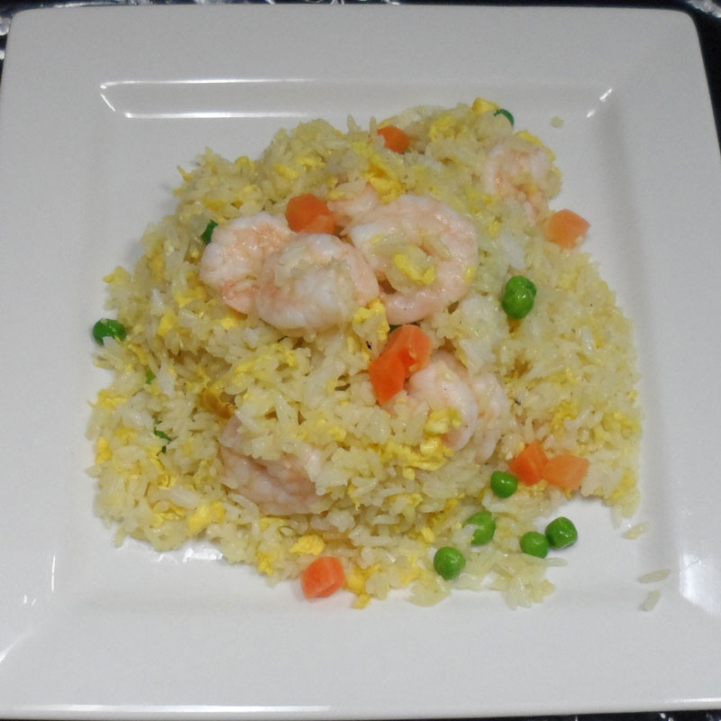 Shrimp Fried Rice Mr Chen S Chinese Kitchen Portland