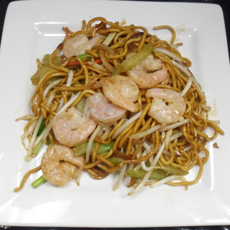 Shrimp-Lo-Mein