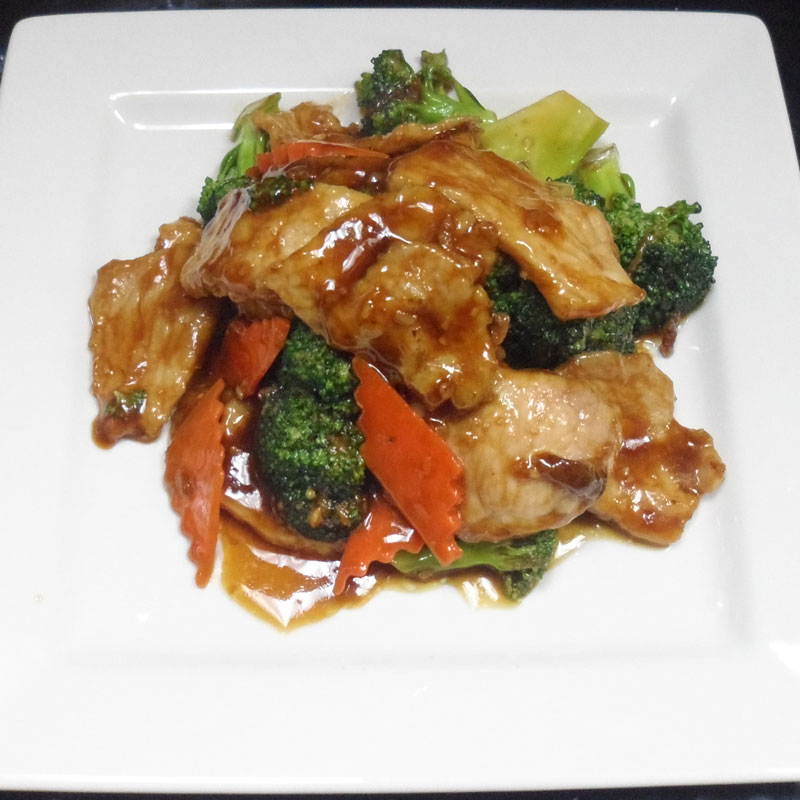 Broccoli-Pork