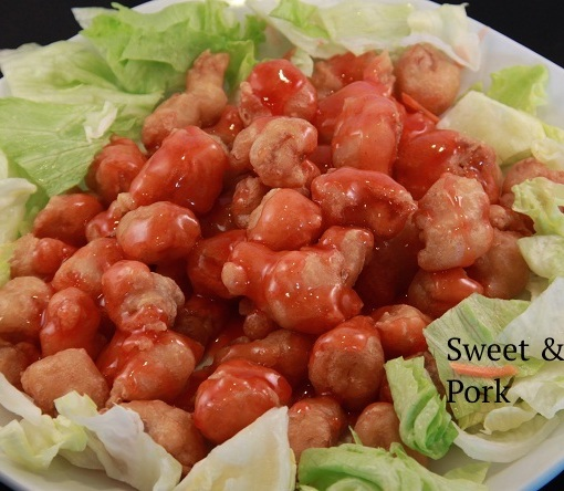 Sweet _ Sour Pork TOA