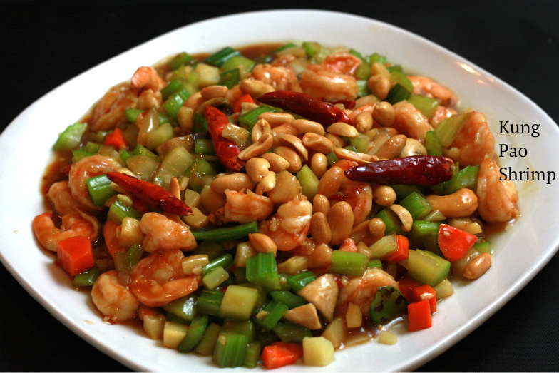 Lunch Kung Pao Shrimp Mr Chen S Chinese Kitchen