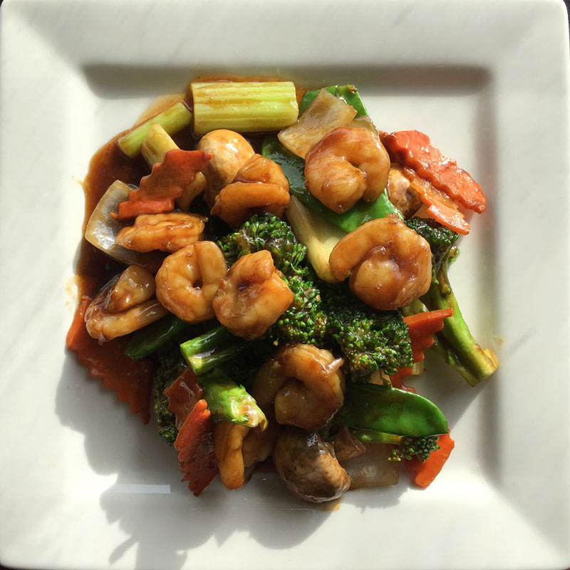 Great Wall Chinese Menu - Broomfield , Co - Foodspotting  |Shrimp With Mixed Vegetables